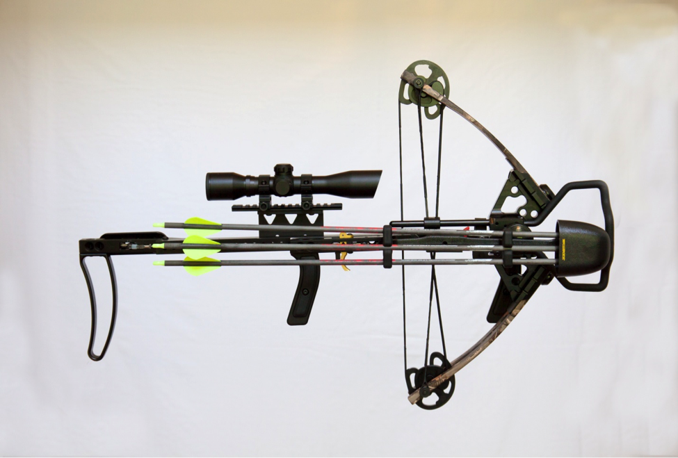 Mini In-Line Vertical Bow